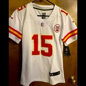 Authentic Nike EMBROIDERED Mahomes Jersey